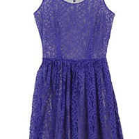 Oxygen | Cut 25 Lace Iris Dress