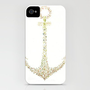 Flower Anchor iPhone Case by Charmaine Olivia | Society6