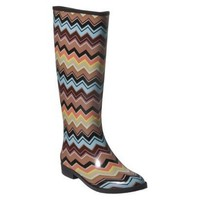 Missoni for Target Women's Rainboots