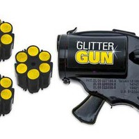 Glitter Gun :: Fun Gifts from GettingPersonal.co.uk