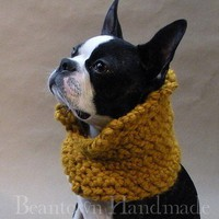 The Shakespeare Dog Neck Warmer