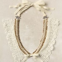 Chained Lace Bib - Anthropologie.com