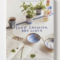 Love, Laughter And Lunch  - Anthropologie.com