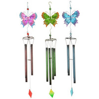 Butterfly Windchime FREE SHIP from Dazz-a-ling Deals