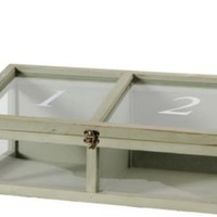 One Kings Lane - It&#x27;s in the Details - Numbered Terrarium