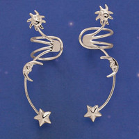 Celestial Earcuffs                                 - New Age &amp; Spiritual Gifts at Pyramid Collection