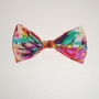 Tie-dye Hair Bow