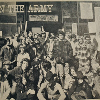 Join The Army Original 1967 Postcard