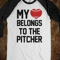 My Heart Belongs to the Pitcher - Hard Ball