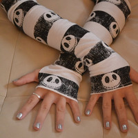 Nightmare Before Christmas Arm Warmers