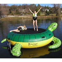 Island Hopper Turtle Hop 11 Foot Bounce Platform 2012: Sports &amp; Outdoors