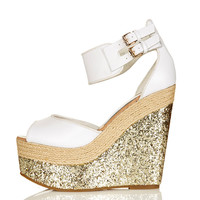 WHIRLWIND Espadrille Wedges - View All - Shoes - Topshop