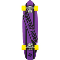 Sector 9 76 Purple 28 Cruiser Complete