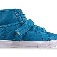 Vans Wellesley Strap Leather in Blue
