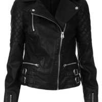 Tall Biker Jacket