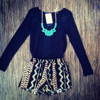 Zig Zag Your Way Through Chevron Styles
