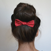 MediumSized Hair Bows by itsjustthathipster on Etsy