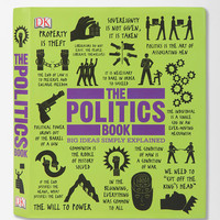 Urban Outfitters - The Politics Book By DK Publishing