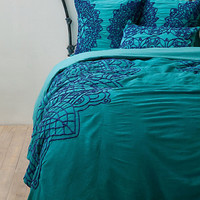 Solea Duvet - Anthropologie.com