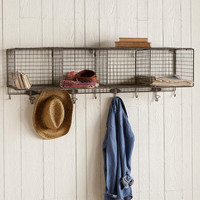 STOREWELL WALL STORAGE SHELF         -                  Storage Bookcases & Desks         -                  Furniture         -                  Furniture & Decor                       | Robert Redford's Sundance Catalog