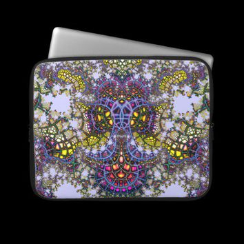 Emergent Mosaic Anchor V 7  Laptop Sleeve from Zazzle.com