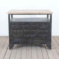 Vigoureux Kitchen Island