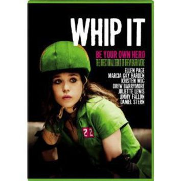 Whip It (2009) starring Ellen Paige & Drew Barrymore