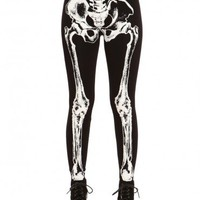 X Ray Leggings  - Clothes | GYPSY WARRIOR