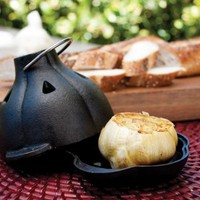 Cast-Iron Garlic Roaster