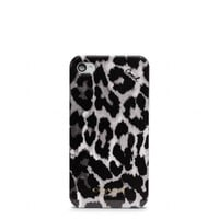 Coach :: Ocelot Iphone 4 Case