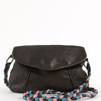 Black Poppy Braid Strap Bag - PacSun.com