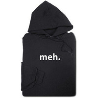 Meh Hoodie