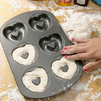 Heart Doughnut Pan
