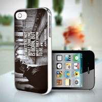 Harry Potter Tribbut design for iPhone 5 case