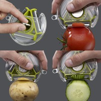 Joseph Joseph 3-in-1 Design Rotary Peeler
