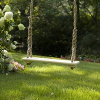 "Child Tree Swing (18"" X 7 .5"")"