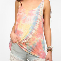 Tie Dye Knit Tank Top