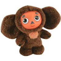 Cheburashka Soft Plush Russian Speaking Toy