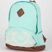 Jersey Knit Backpack