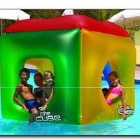 The Cube Floating Habitat Water Float Toy for Swimming Pool &amp; Beach - Amazon.com