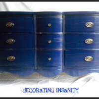 The Midnight Dream Dresser by decoratinginsanity on Etsy