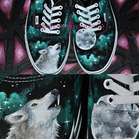 "You Design It - Painted Vans (""HD"" Quality) - Made to Order"
