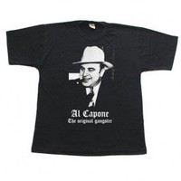 Camiseta - Al Capone - Original Gangster - TV e Games - Camisetas