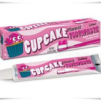 Amazon.com: CUPCAKE Flavored Toothpaste: Health &amp; Personal Care