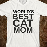 WORLD'S BEST CAT MOM - glamfoxx.com