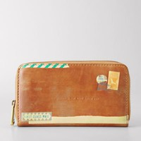 FOSSIL® New Arrivals Wallets:Women Vintage Re-Issue Zip Clutch SL3193