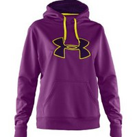 Under Armour Women's Storm Fleece Intensity Big Logo Hoodie