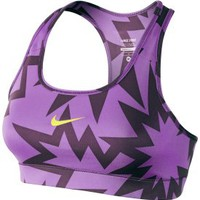 Nike Women's Printed Pro Victory Compression Bra