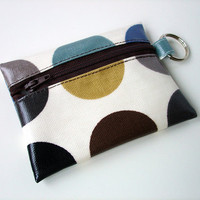 Coin Purse / Business or Credit Card Holder / by dottyspotsdesign