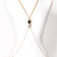 Bershka United Kingdom - Brillant necklace